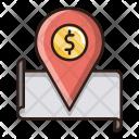 Treasure Business Finance Icon