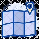 Map Data Location Icon
