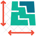 Map Construction Plan Icon