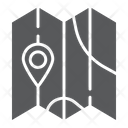Map Direction Location Icon
