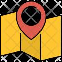 Location Indicator Map Icon