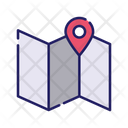 Map Location Navigation Icon