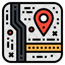Map Location Gps Icon