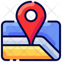 Map Maping Location Icon