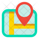 Map Road Gps Icon