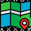 Map Location Locate Icon