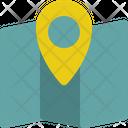 Map Location Travel Icon