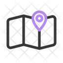 Map Location Location Marker Icon