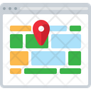 Map Gps Location Icon
