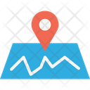 Navigationm Map Location Map Icon