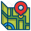 Imap Location Position Icon
