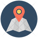 Map Navigation Country Map Icon