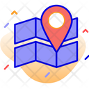 Map Route Direction Icon