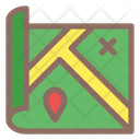 Location Navigation Placeholder Icon