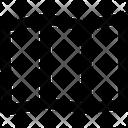 Fold Interface Map Icon