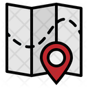 Map Travel Location Icon