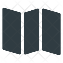 Map Location Fold Icon
