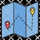 Map Location Destination Icon