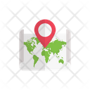 Map Sheet Location Icon