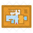 Map Museum Location Icon
