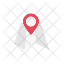 Map Gps Location Icon