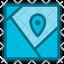 Maps User Interfaces Icon