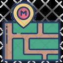 Museum Location Map Location Icon