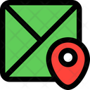 Map Pin Point Icon