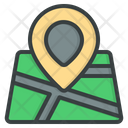 Map Location Placeholder Icon
