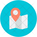 Map Marker Navigation Icon
