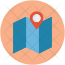 Map Location Find Icon