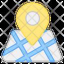 Map Location Geolocation Icon