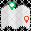 Map Gps Navigation Icon