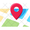 Map Location Map Pointer Icon