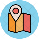 Map Navigation Pointer Icon