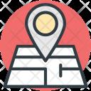 Map Location Gps Icon