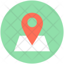 Map Location Exact Icon