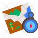 Directions Location Map Icon