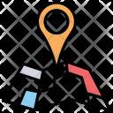 Locator Geolocation Destination Icon