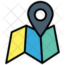Map And Marker Map Marker Icon