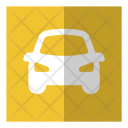 Map Car Taxi Icon
