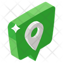 Map Chat Icon