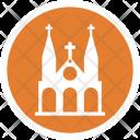 Map Church Notre Icon