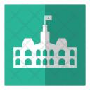 Map City Hall Icon