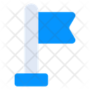 Map Flag Icon