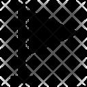 Map Flag Icon