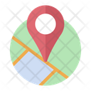 Gps Navigation Map Location Icon
