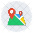 Map Location Map Pin Location Pointer Icon