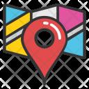 Map Location Icon