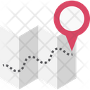 Gps Map Map Location Icon